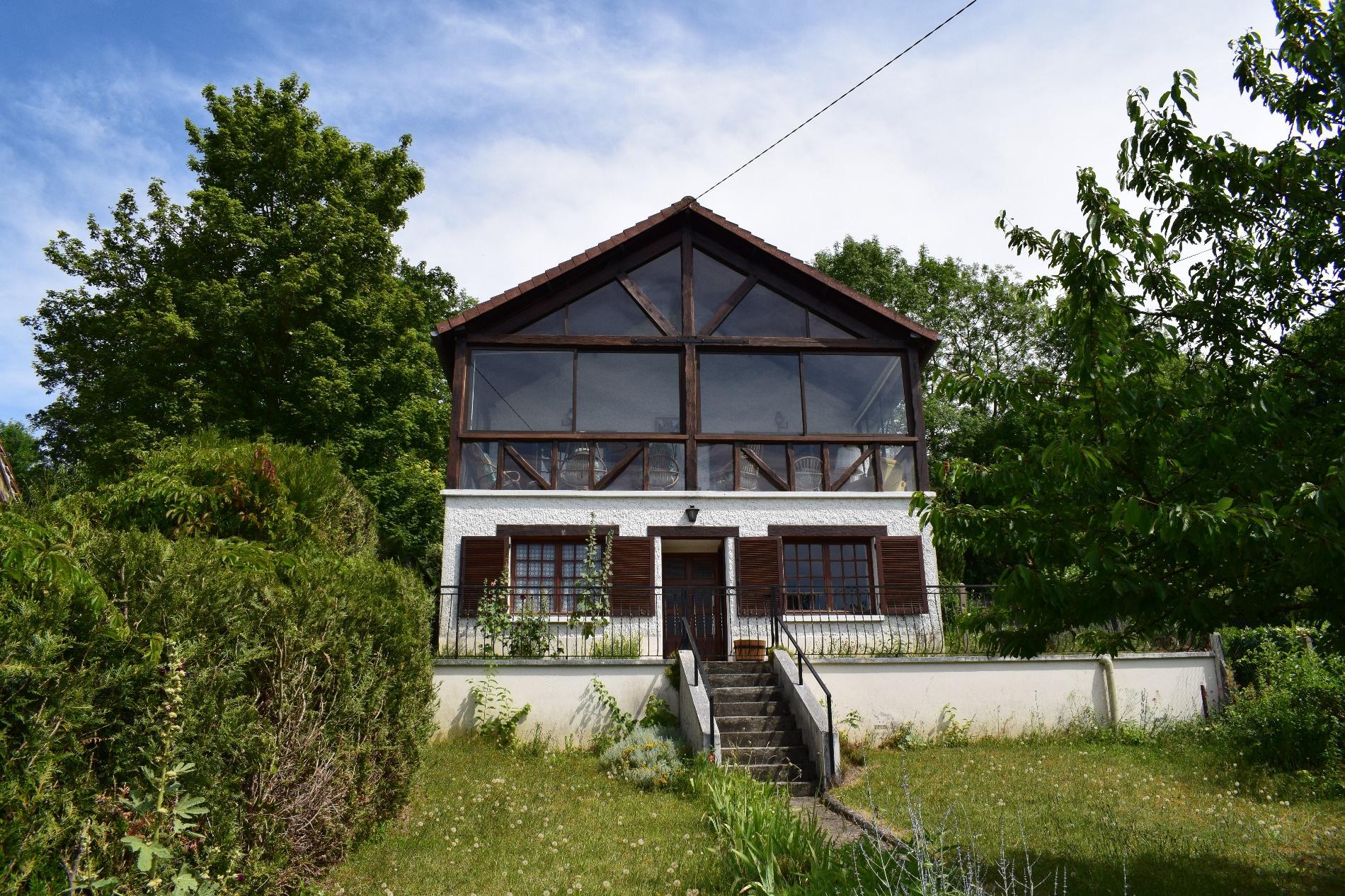 Vente maison 7 pi ces 5 chambres for Bureau vallee dreux